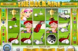 Caça-níqueis online Hole in Won: The Back Nine