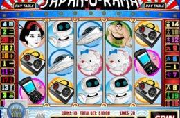 Foto do jogo de cassino Japan-O-Rama online