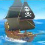 Símbolo Bônus do jogo de cassino Jolly Roger's Jackpot