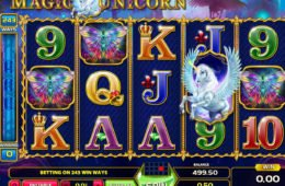 Foto do Magic Unicorn caça-níqueis online grátis