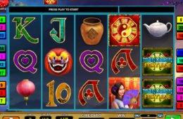 Jogue o jogo de cassino grátis Mandarin Fortune