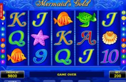 Casino Jogo online Mermaid's Gold