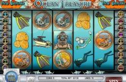 Jogo sem registro Ocean Treasure