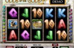 Jogue o caça-níqueis grátis online Odds of the Gods