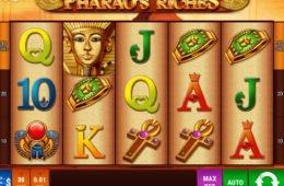 Caça-níqueis grátis Pharao's Riches