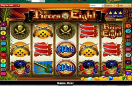 Foto do jogo de cassino online Pieces of Eight