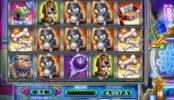 Gire o caça-níqueis de cassino online grátis Power Pups Heroes grátis
