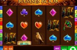 Jogo online sem depósito Ramses Book