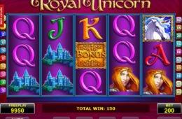 Jogue grátis o jogo caça-níqueis Royal Unicorn sem depósito