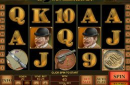 Caça-níqueis online grátis Sherlock Mystery