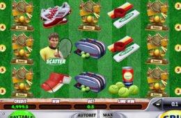 Caça-níqueis grátis Tennis Champion de entretenimento