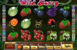 Foto do caça-níqueis de cassino jogo Curinga Berry