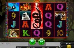 Jogue o caça-níqueis online grátis Wild Cobra sem depósito