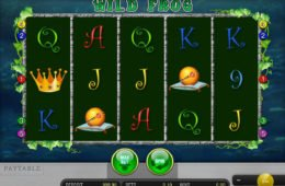 Jogo online WildFrog sem registro