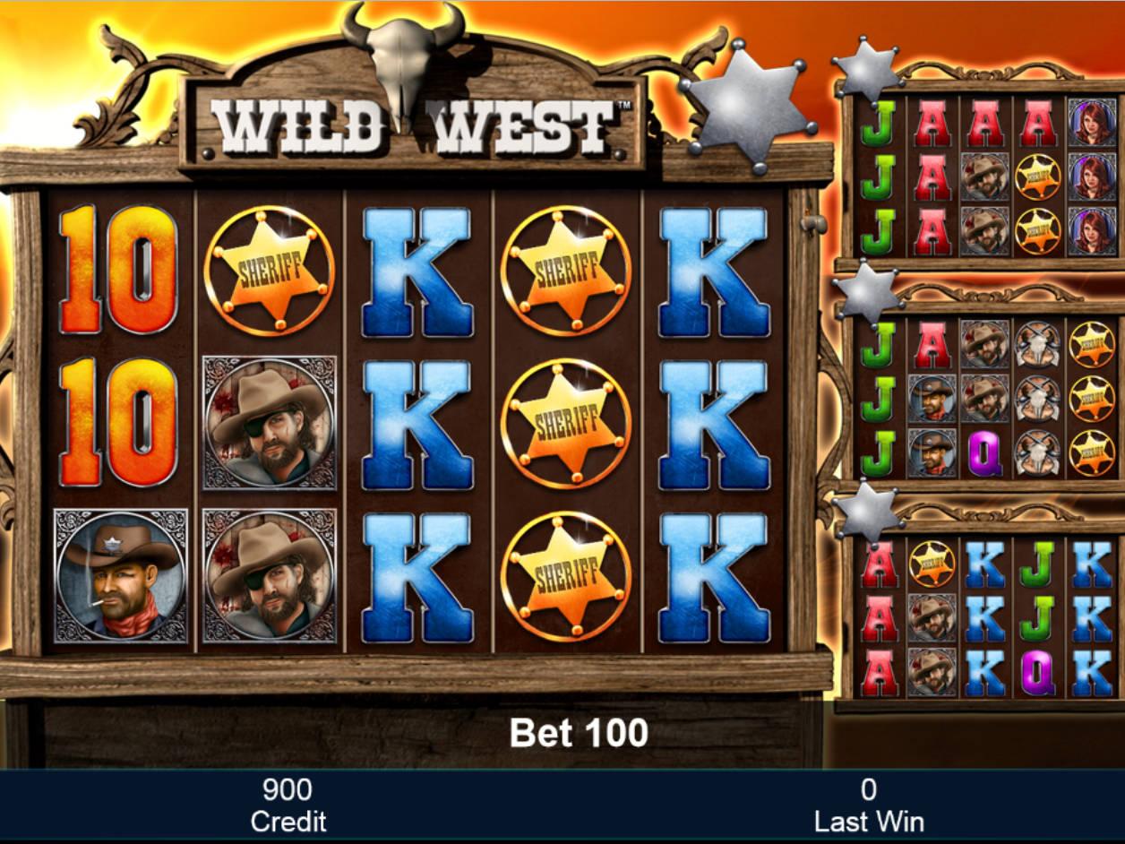 wild west nyx casino