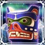 Caça-níqueis online grátis Bear Mountain - símbolos bônus