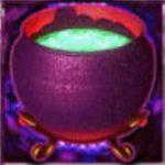 Símbolo disperso do caça-níqueis grátis Cash Cauldron