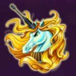 Símbolo curinga – Caça-níqueis online Machine-Gun Unicorn