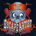 Símbolo disperso do caça-níqueis online The Great Escape Artist