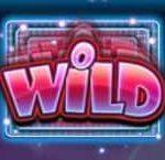 Símbolo curinga do caça-níqueis online Apollo Rising