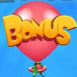 Símbolo bônus do caça-níqueis online grátis Balloonies