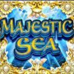 Símbolo curing ado jogo caça-níqueis de cassino Majestic Sea