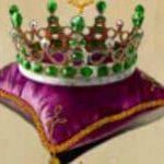 Símbolo disperso do caça-níqueis online The Empress Josephine