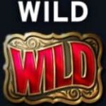 Símbolo curinga - Jogo caça-níqueis de cassino Wild Rodeo