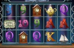 Gire o jogo de cassino grátis Antique Riches