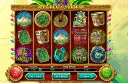 Jogue o caça-níqueis online grátis Aztec Slots
