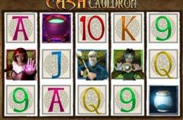 Gire os rodilhos do jogo caça-níqueis de cassino grátis Cash Cauldron