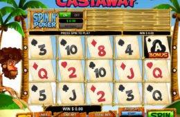 Gire o caça-níqueis online grátis Castaway