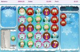 Jogue o jogo de cassino grátis Christmas Reactors da Cozy Games