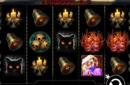Caça-níqueis de cassino Diablo 13 sem registro
