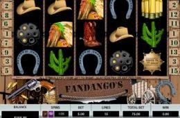 Jogo de cassino online grátis Fandango's
