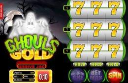 Gire ocaça-níqueis Ghouls Gold