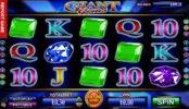 Jogue o jogo de cassino online Giant Gems