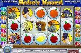 Caça-níqueis online grátis Hobo's Hoard