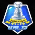 Símbolo curinga do caça-níqueis online Hockey League