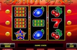 Gire o jogo de cassino online grátis Hot 27