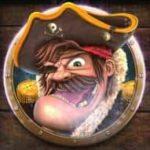 Símbolo Curinga do jogo de cassino grátis Ice Pirates
