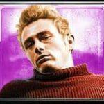 Símbolo especial do jogo de cassino grátis James Dean