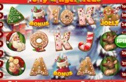 Jogue o caça-níqueis Jolly Gingerbread