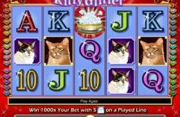 Caça-níqueis online grátis Kitty Glitter sem registro