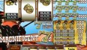 Gire o caça-níqueis online Magnificent 7s