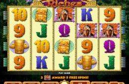 Online caça-níqueis Mayan Riches para diversão