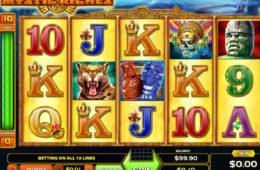 Caça-níqueis grátis Mystic Riches para entretenimento