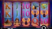 Caça-níqueis de cassino grátis New Tales of Egypt sem depósito