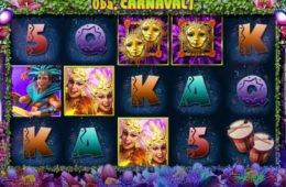 Oba, Carnaval! para entretenimento