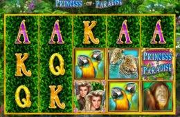 Caça-níqueis grátis Princess of Paradise sem registro